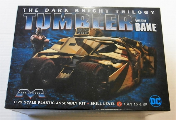 967 THE DARK KNIGHT ARMOURED TUMBLER WITH BANE