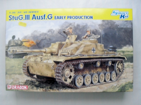 6320 StuG.III Ausf.G EARLY PRODUCTION