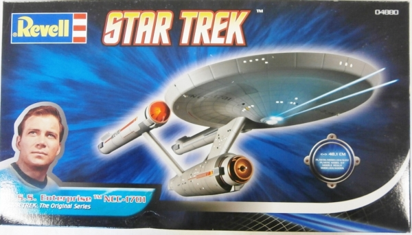 04880 USS ENTERPRISE NCC-1701