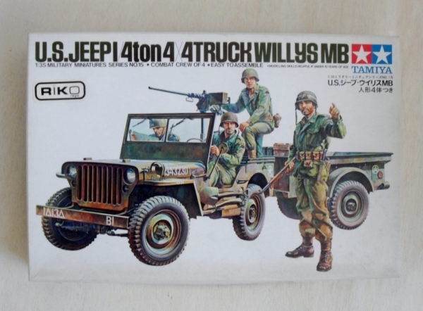 35015 WILLYS JEEP MB