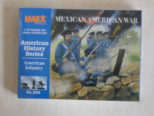 535 MEXICAN WAR AMERICAN INFANTRY