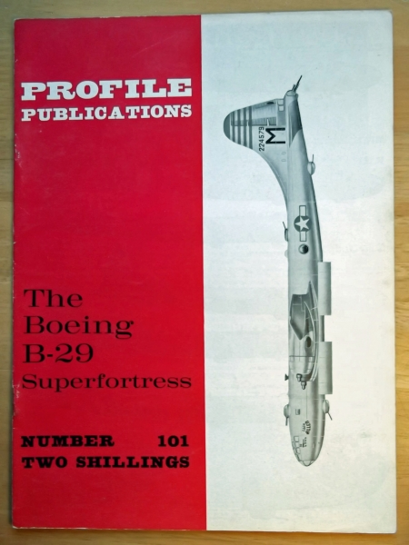 101. BOEING B-29 SUPERFORTRESS