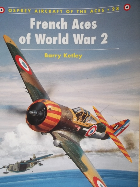 028. FRENCH ACES OF WORLD WAR 2