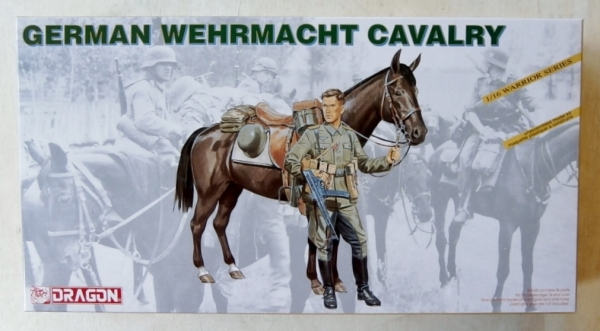 1619 GERMAN WEHRMACHT CAVALRY