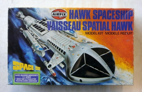05173 HAWK SPACESHIP SPACE 1999