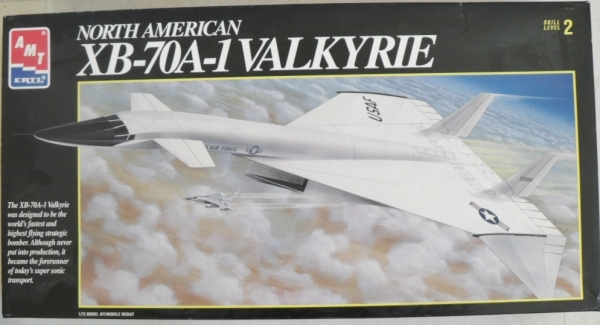 8907 NORTH AMERICAN XB-70A-1 VALKYRIE  UK SALE ONLY