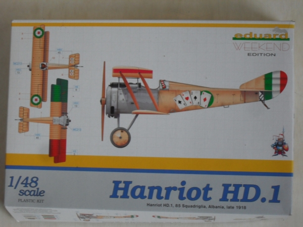 8402 HANRIOT HD.1
