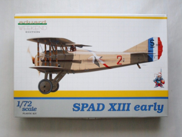 7411 SPAD XIII EARLY