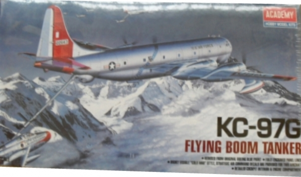 1605 KC-97G FLYING BOOM TANKER