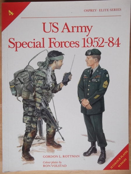 004. U.S. ARMY SPECIAL FORCES 1952-1984