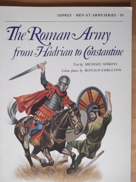 093. THE ROMAN ARMY FROM HADRIAN TO CONSTANTINE