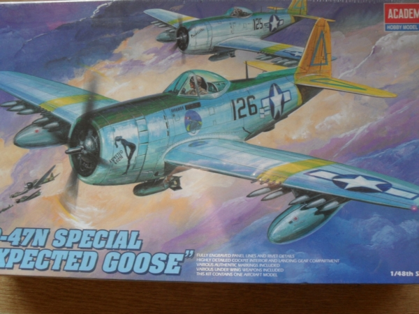 2206 P-47N SPECIAL EXPECTED GOOSE