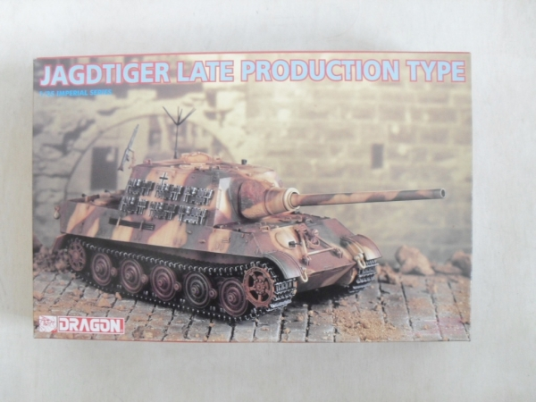 9036 JAGDTIGER LATE PRODUCTION TYPE