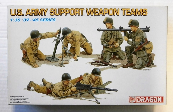 6198 US ARMY SUPPORT WEAPONS TEAMS