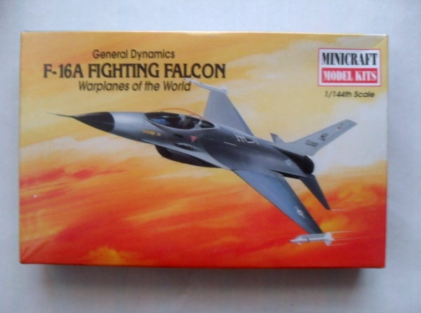 14424 F-16A FIGHTING FALCON