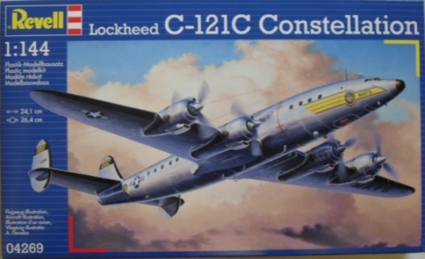 04269 LOCKHEED C-121C CONSTELLATION