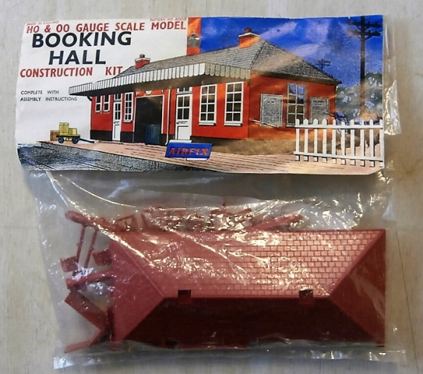 4009 BOOKING HALL TYPE II BAG