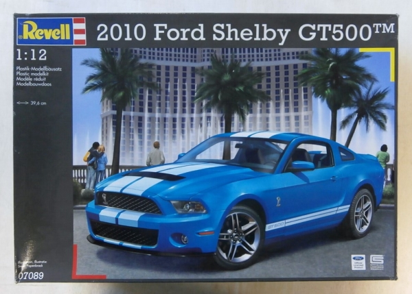 07089 2010 FORD SHELBY GT500