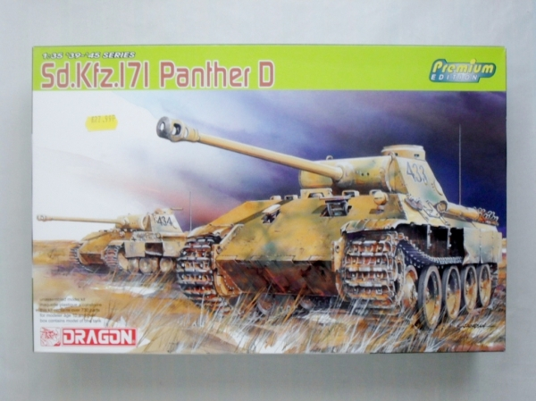 6299 Sd.Kfz 171 PANTHER D PREMIUM EDITION