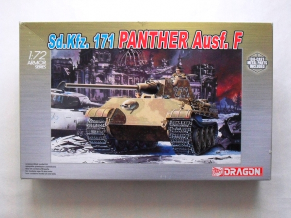 7207 Sd.Kfz 171 PANTHER Ausf.F