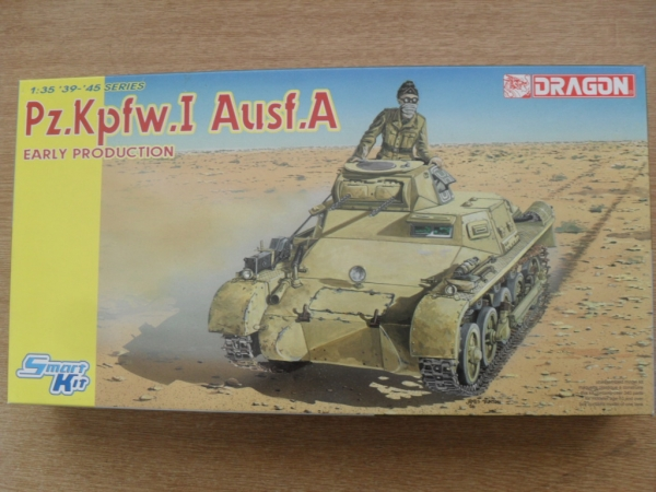 6289 Pz.Kpfw I Ausf.A EARLY PRODUCTION