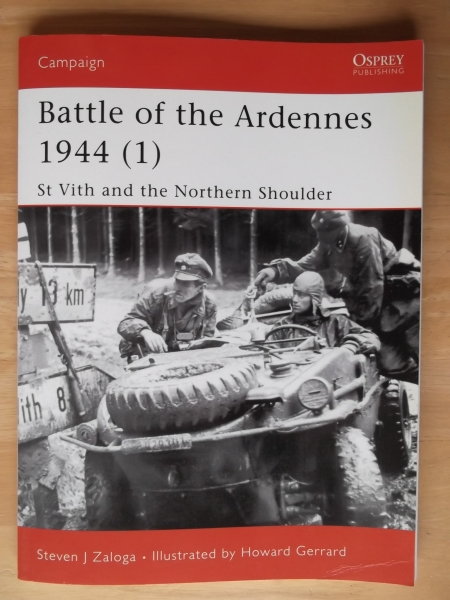 115. BATTLE OF ARDENNES  1  1944