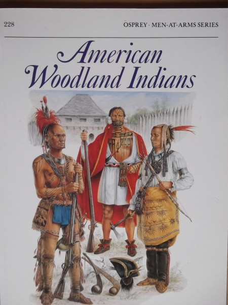 228. AMERICAN WOODLAND INDIANS