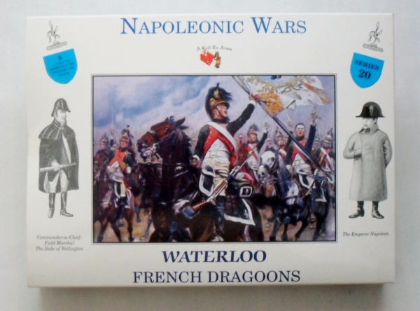 20 FRENCH DRAGOONS