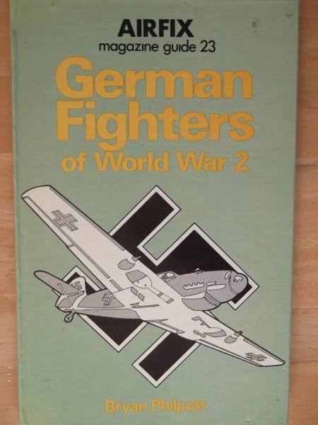 23. GERMAN FIGHTERS OF WWII