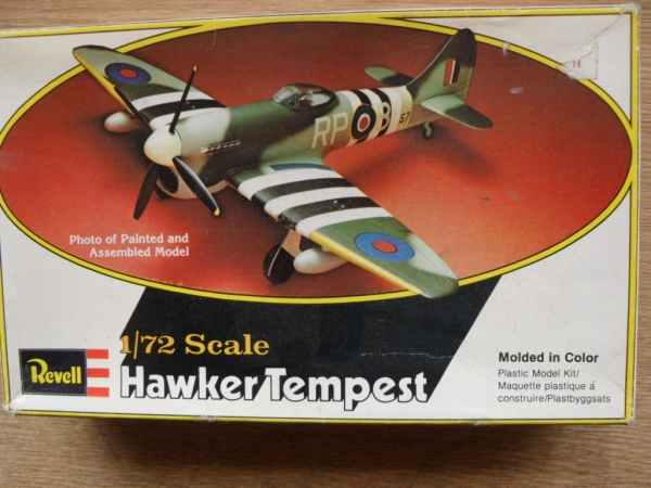 H55 HAWKER TEMPEST