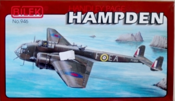 946 HANDLEY PAGE HAMPDEN