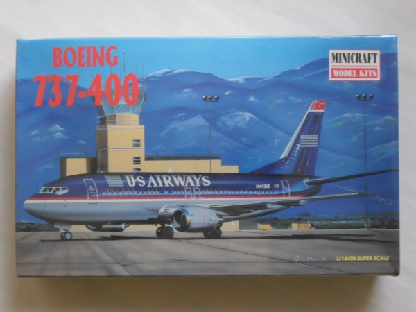 14448 BOEING 737-400 US AIRWAYS