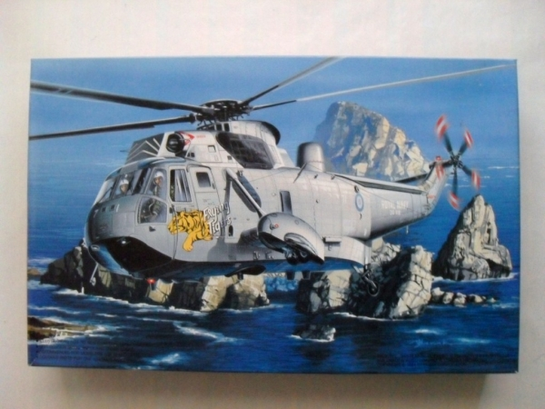 35124 WESTLAND SEAKING FLYING TIGERS
