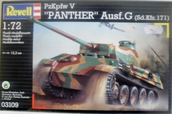 03109 Pz.Kpfw V PANTHER Ausf.G
