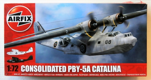 05007 CONSOLIDATED PBY-5A CATALINA  RAF