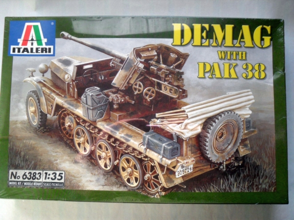 6383 DEMAG WITH PAK38