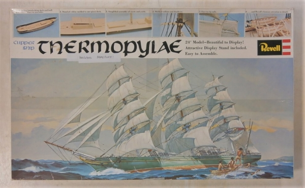 00365 THERMOPYLAE CLIPPER SHIP 24 INCH