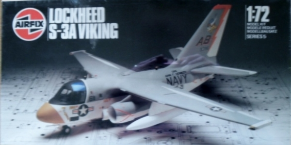 05014 LOCKHEED S-3A VIKING