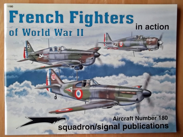 1180. FRENCH FIGHTERS OF WWII