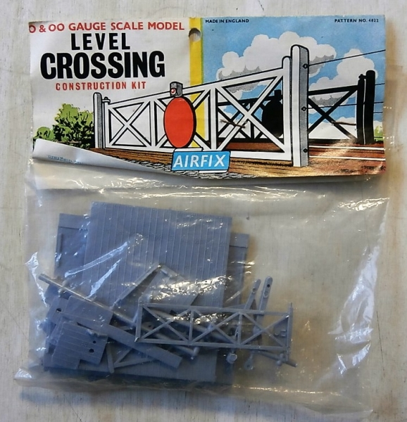 4022 LEVEL CROSSING TYPE II BAG