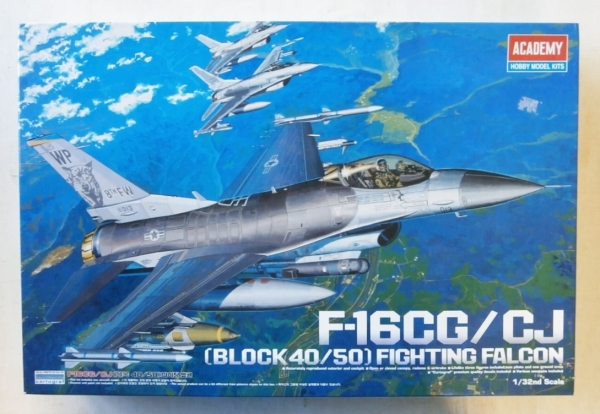 12101 F-16CG/CJ BLOCK40/50 FIGHTING FALCON  UK SALE ONLY
