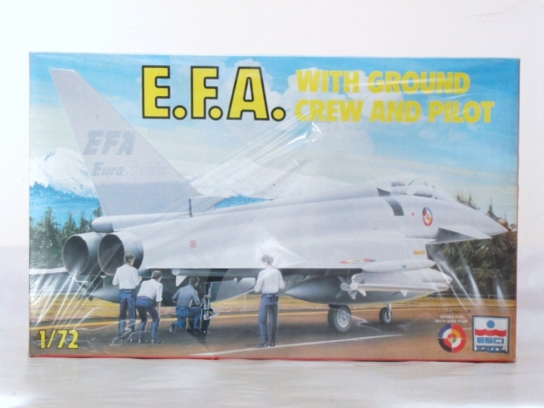 9094 EFA WITH GROUND CREW   PILOT