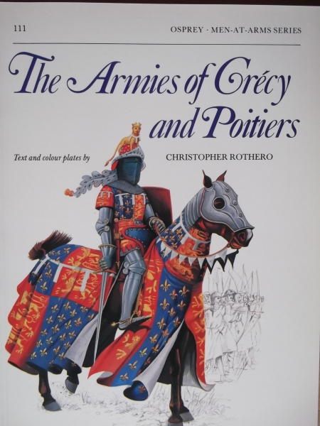 111. THE ARMIES OF CRECY   POITIERS