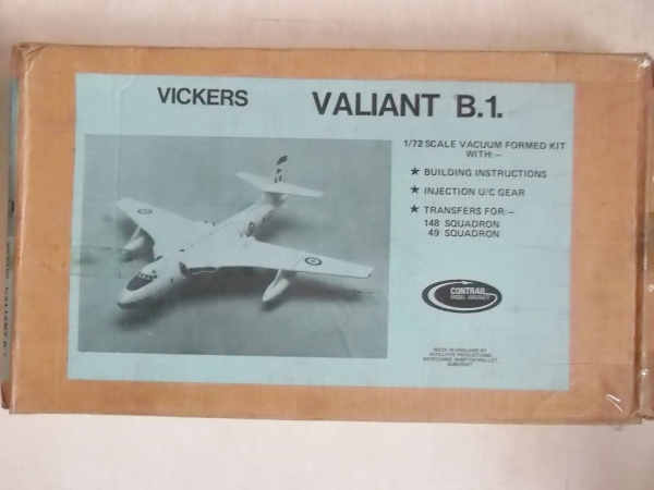 VICKERS VALIANT B.1