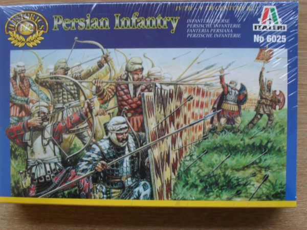6025 PERSIAN INFANTRY