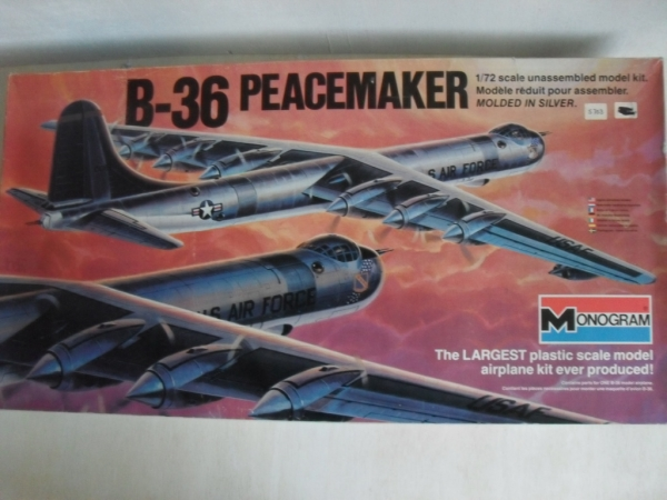 5703 B-36 PEACEMAKER  UK SALE ONLY