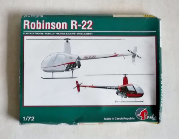 72017 ROBINSON R-22 HELICOPTER