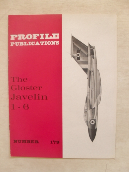 179. GLOSTER JAVELIN 1-6