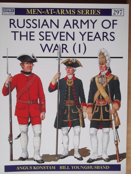 297. RUSSIAN ARMY OF THE SEVEN YEARS WAR  1