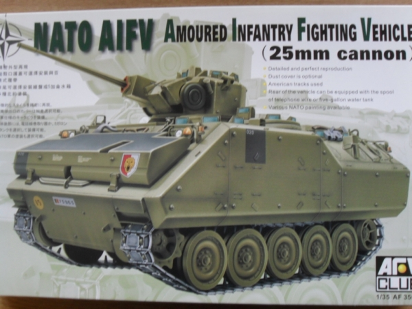 35016 NATO AIFV 25 mm CANNON